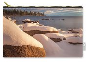 Essence Of The Season Carry-all Pouch