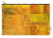 Essence Of Yellow Carry-all Pouch