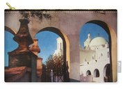 Esther Henderson Photo Back North Entrance  Of San Xavier Mission Tucson Arizona 1957-2013  Carry-all Pouch