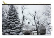 Estherville Barn Carry-all Pouch by Julie Hamilton