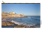 Estoril Coastline In Portugal Carry-all Pouch