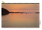 Estruary Harbour Sunset Carry-all Pouch