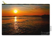 Estuary Sunset  Carry-all Pouch