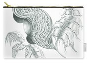 Eternal Blossom- Aiyana Carry-all Pouch