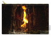 Eternal Flame  Carry-all Pouch