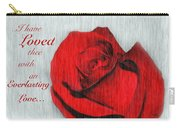 Eternal Valentine Carry-all Pouch