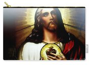 Ethereal Jesus Carry-all Pouch