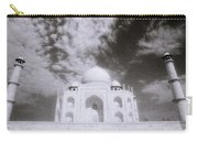 Ethereal Taj Mahal Carry-all Pouch