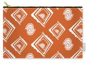Ethnic Window Carry-all Pouch by Susan Claire