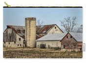 Ethridge Tennessee Amish Barn Carry-all Pouch