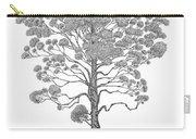 Eucalyptus  Carry-all Pouch