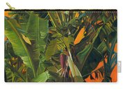 Eugene And Evans' Banana Tree Carry-all Pouch