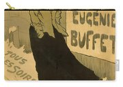 Eugenie Buffet Poster Carry-all Pouch