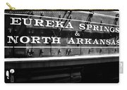 Eureka Springs Railroad Carry-all Pouch by Benjamin Yeager