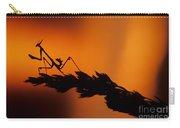 European Devil Mantis Carry-all Pouch
