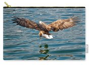 European Flying Sea Eagle 6 Carry-all Pouch