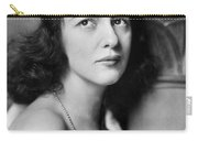 Evelyn Nesbit Carry-all Pouch