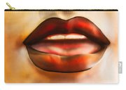 Even Hotter Lips Carry-all Pouch