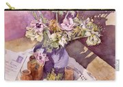 Evening Anemones Carry-all Pouch