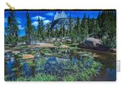 Evening At Cathedral Lakes Carry-all Pouch