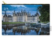 Evening At Chateau Chambord Carry-all Pouch