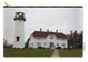 Evening At Chatham  Lighthouse Carry-all Pouch