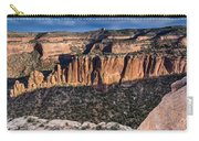 Evening At Colorado National Monument Carry-all Pouch