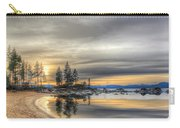 Evening At Sand Harbor Carry-all Pouch