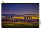 Evening At The Park Carry-all Pouch
