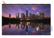 Evening Blue Austin Carry-all Pouch