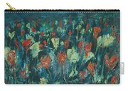 Evening Buds Carry-all Pouch