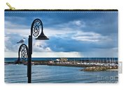 Evening Calm At Lyme Regis Carry-all Pouch