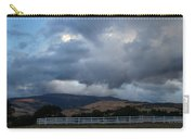 Evening Clouds Over Ashland Farm Country Carry-all Pouch