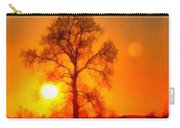 Evening Ember Sunset Carry-all Pouch