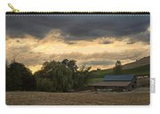 Evening Farm Scene Near Ashland Carry-all Pouch