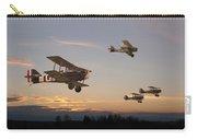 Evening Flight Carry-all Pouch