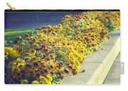 Evening Flowers Carry-all Pouch