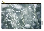 Evening Grass Flowering Carry-all Pouch