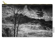 Evening Great Falls Maine Carry-all Pouch