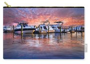 Evening Harbor Carry-all Pouch