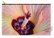 Evening Hau Blossom Carry-all Pouch