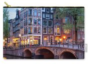Evening In Amsterdam Carry-all Pouch