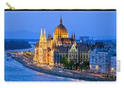 Evening In Budapest Carry-all Pouch