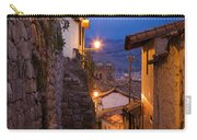Evening In Cusco  Carry-all Pouch