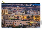 Evening In Jerusalem Carry-all Pouch