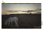 Evening In New Forest Carry-all Pouch