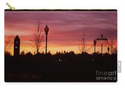 Evening In Riverfront Park Carry-all Pouch