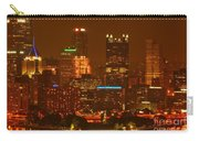 Evening In The City Of Champions Carry-all Pouch