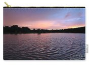 Evening Light Amazon River Carry-all Pouch