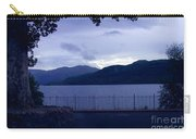 Evening Light At Inversnaid Carry-all Pouch